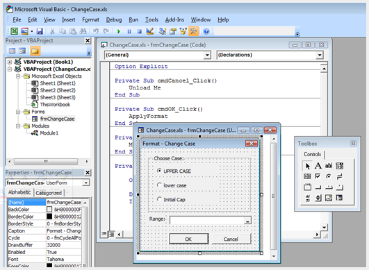Excel Vba Macro Programming Welkin Systems Limited